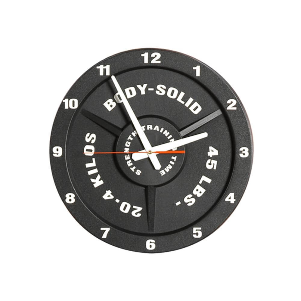 Body-Solid Tools STT45 Strength Training Time Clock Front View