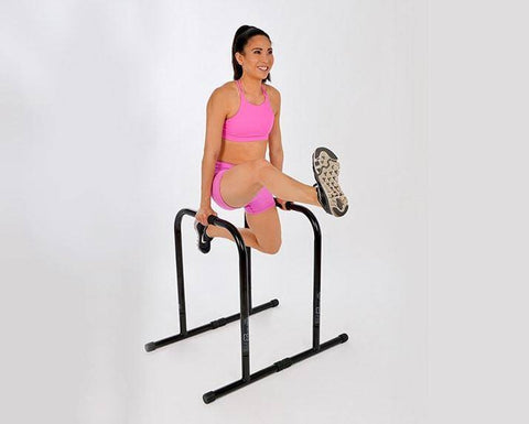 Image of Lebert Fitness EQualizer® XL Black Total Body Strengthener