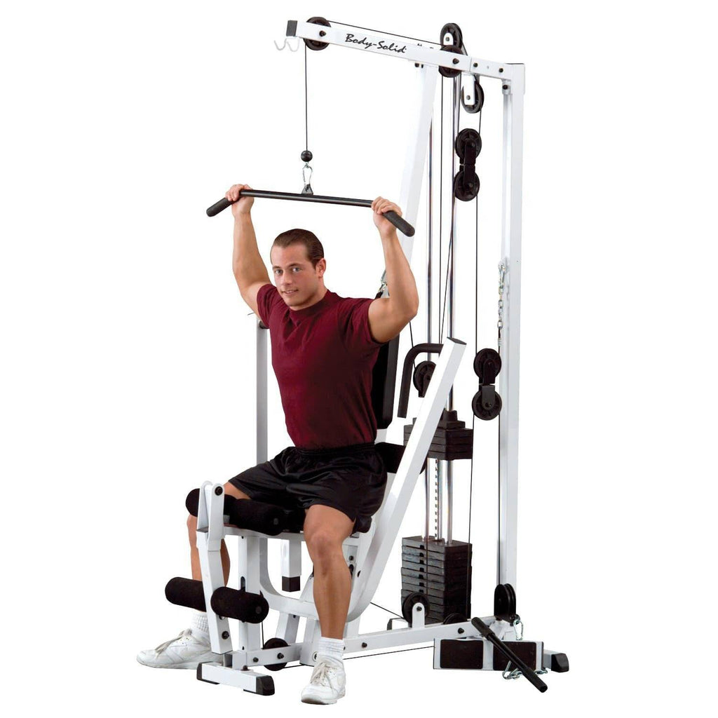 Body-Solid Selectorized Home Gym EXM1500S