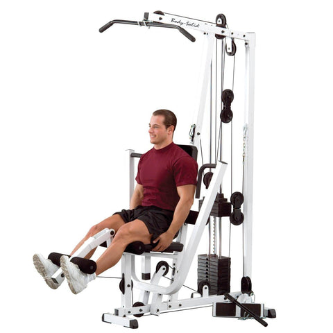 Image of Body-Solid Selectorized Home Gym EXM1500S