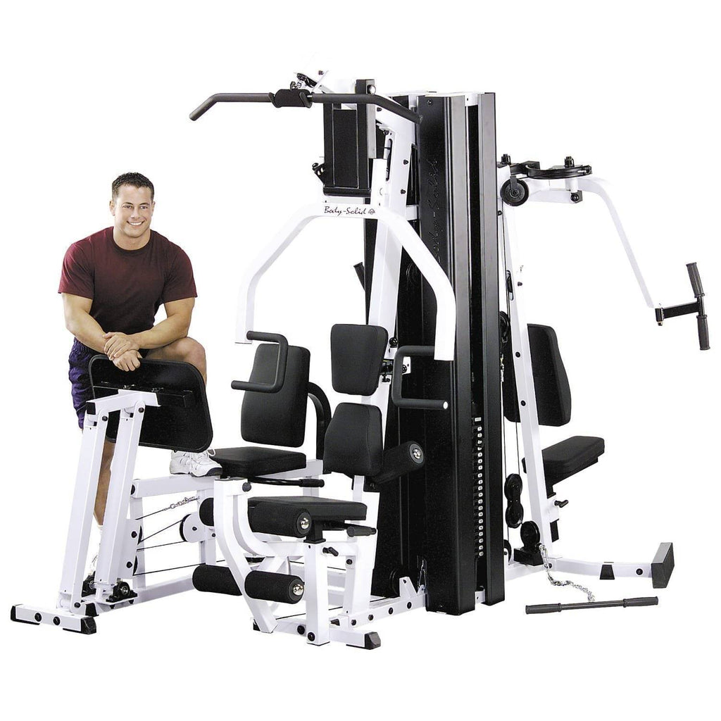 Body-Solid EXM3000LPS Multi Stack Home Gym Overall View