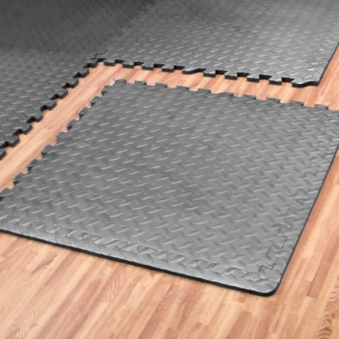 Element Fitness 24_x 24_x 1_2_ Interlocking Floor Mats 3D View