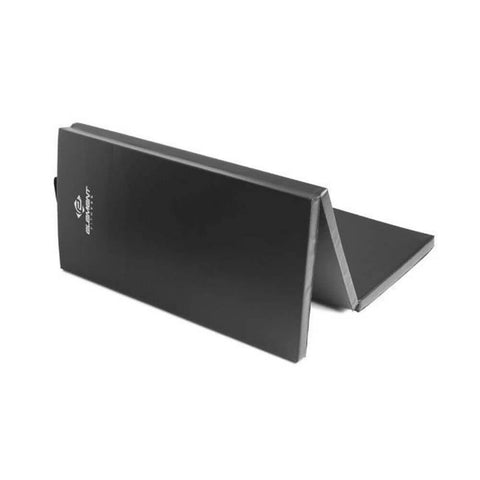 Image of Element Fitness 2_ Folding Mat 4x6 _New Arrival 3D View Folded