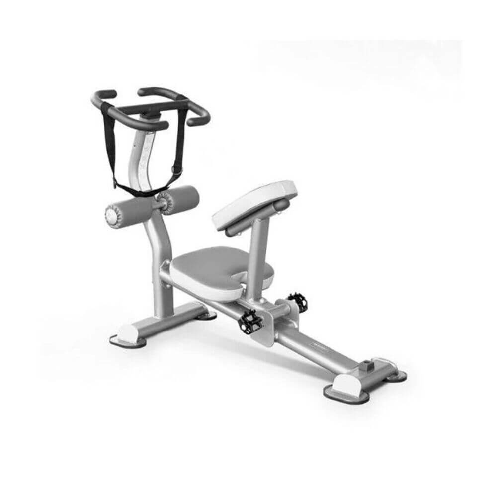 Element Fitness Commercial Stretch Machine 3D View