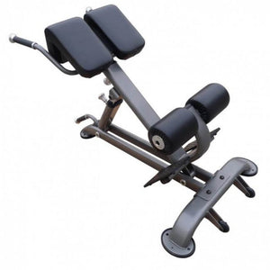 Element Fitness Hyper Extension Bench 3D View