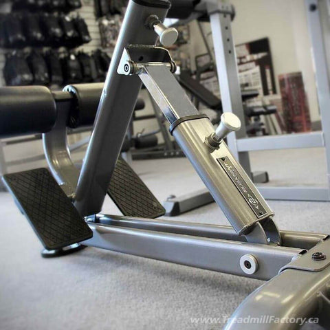 Element Fitness Hyper Extension Bench Close Up