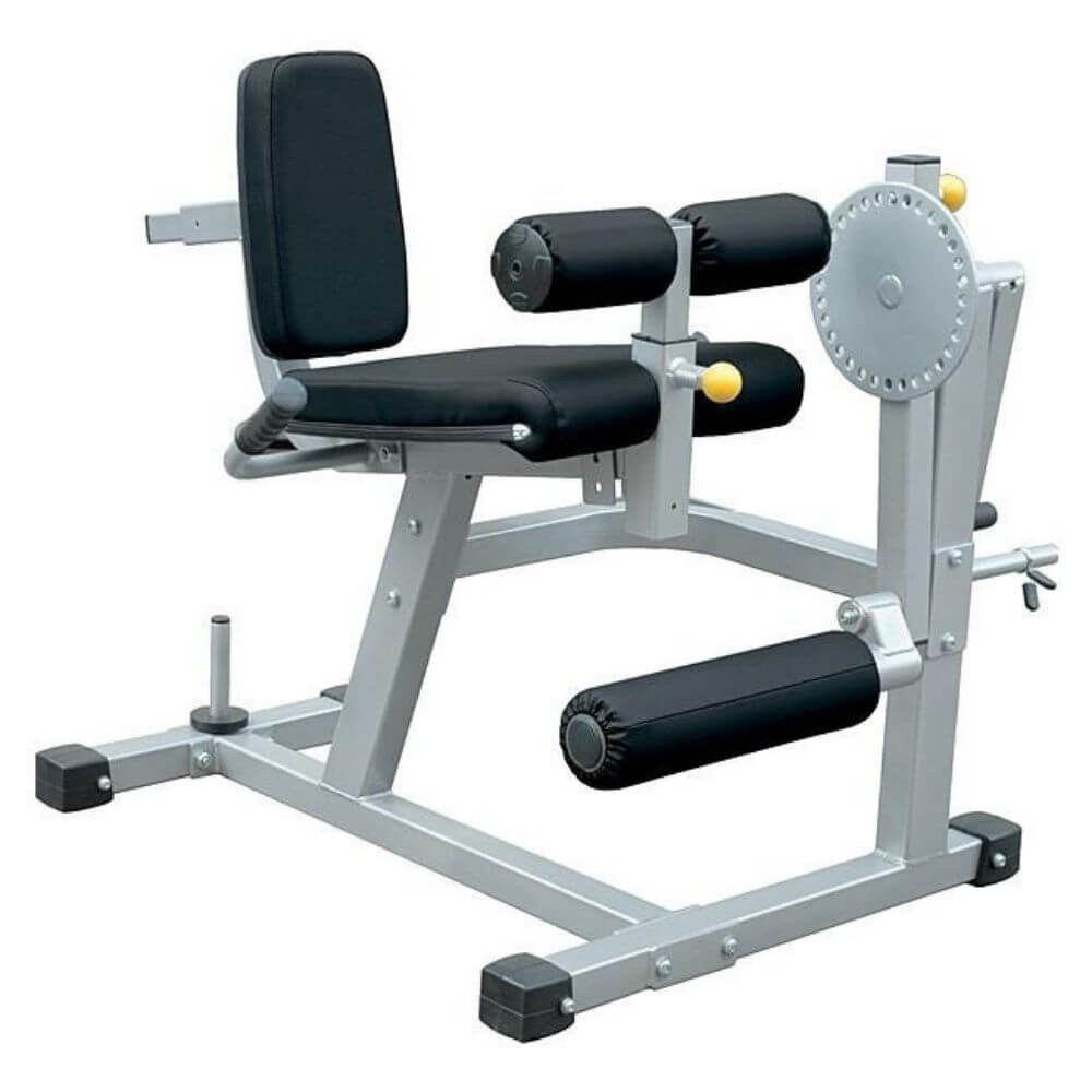 Element Fitness IFLEGM Seated Leg Extension _ Leg Curl 3D View
