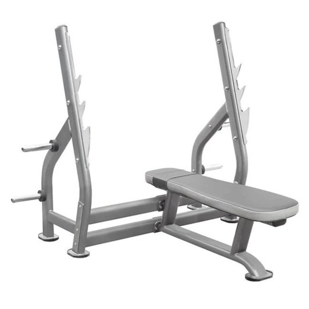 Element Fitness IT7014 Series Flat Olympic Bench 3D View