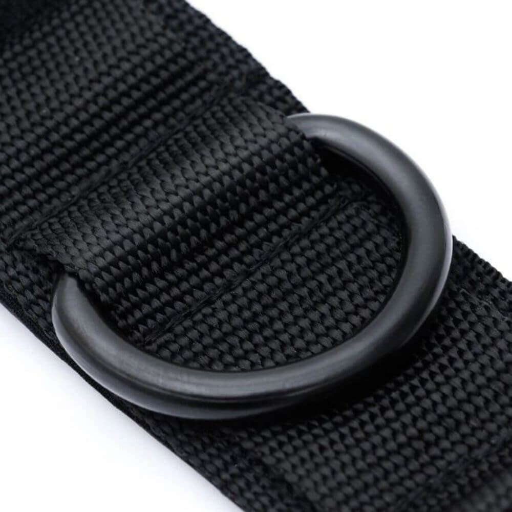 Element Fitness Neoprene Padded Ankle Cuff Close Up Hook