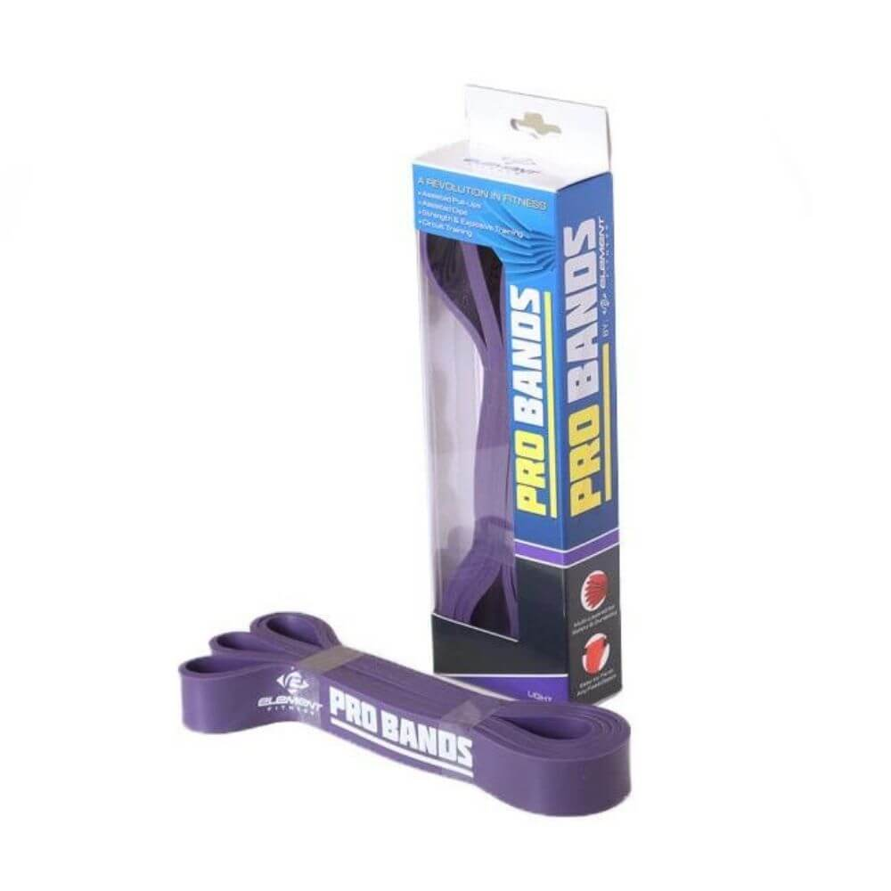 Element Fitness PRO Bands Light Purple With Box