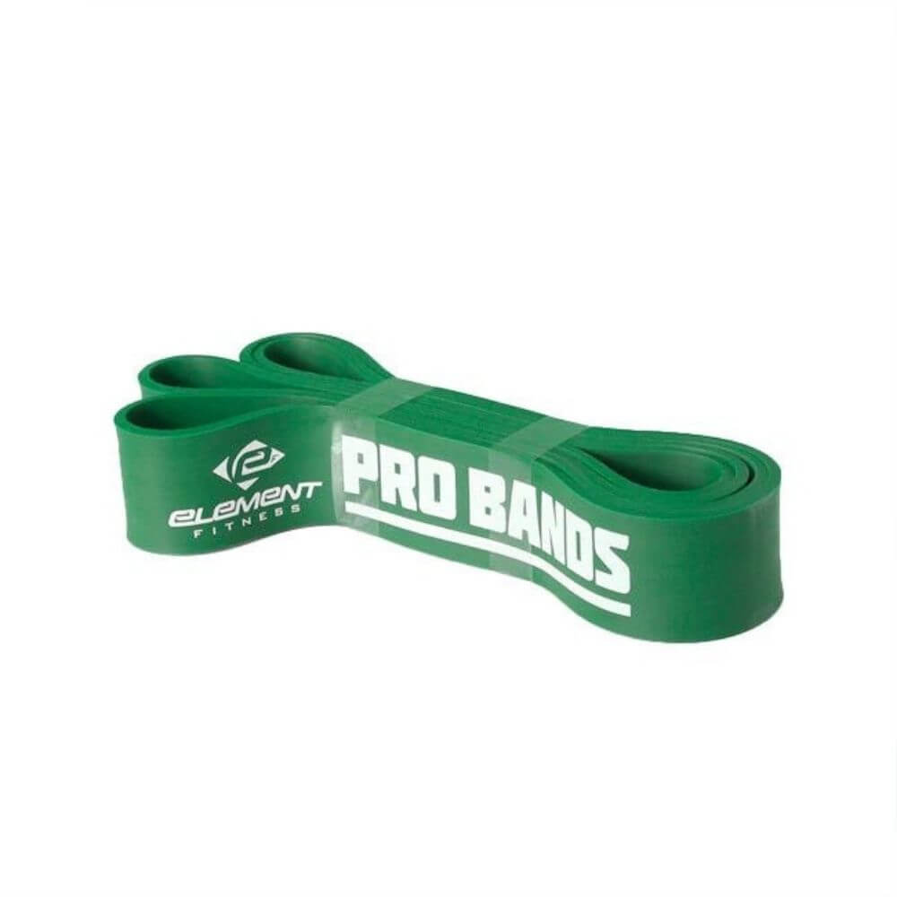 Element Fitness PRO Bands Medium Green