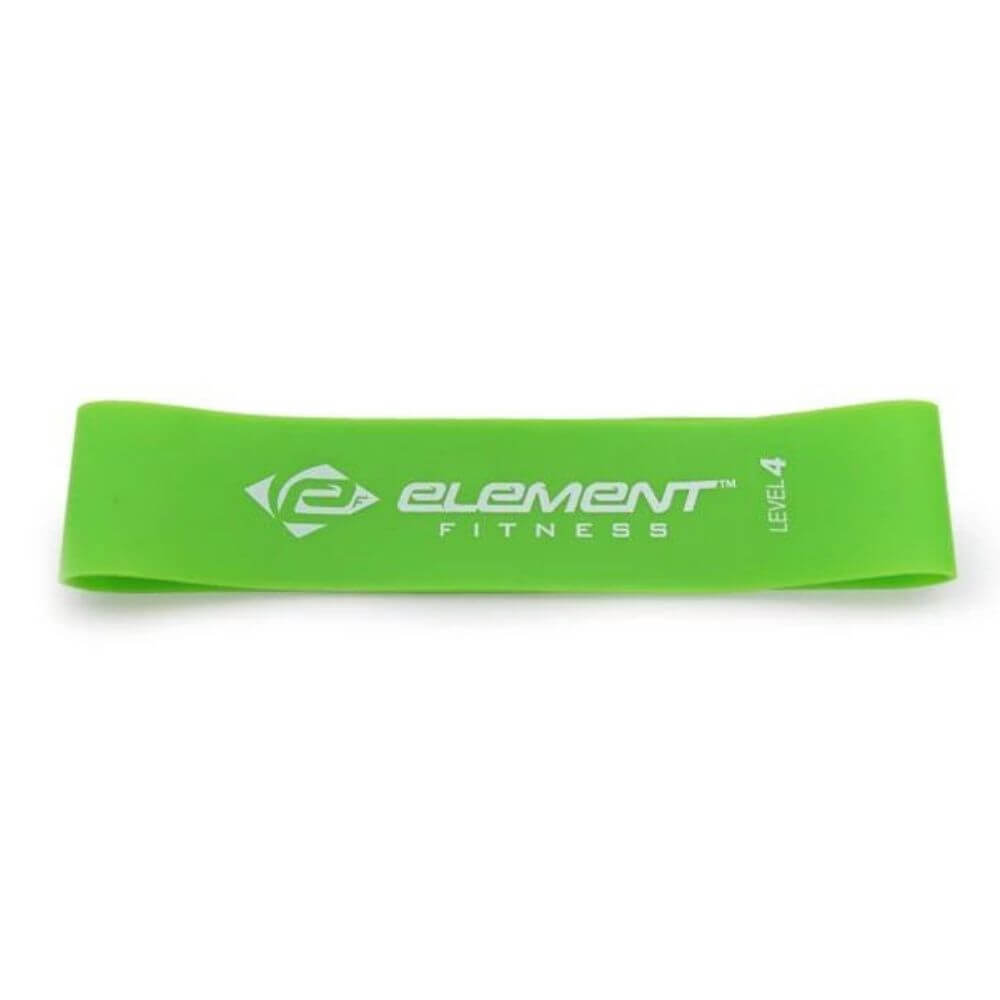 Element Fitness Resistance Mini-Bands Level 4
