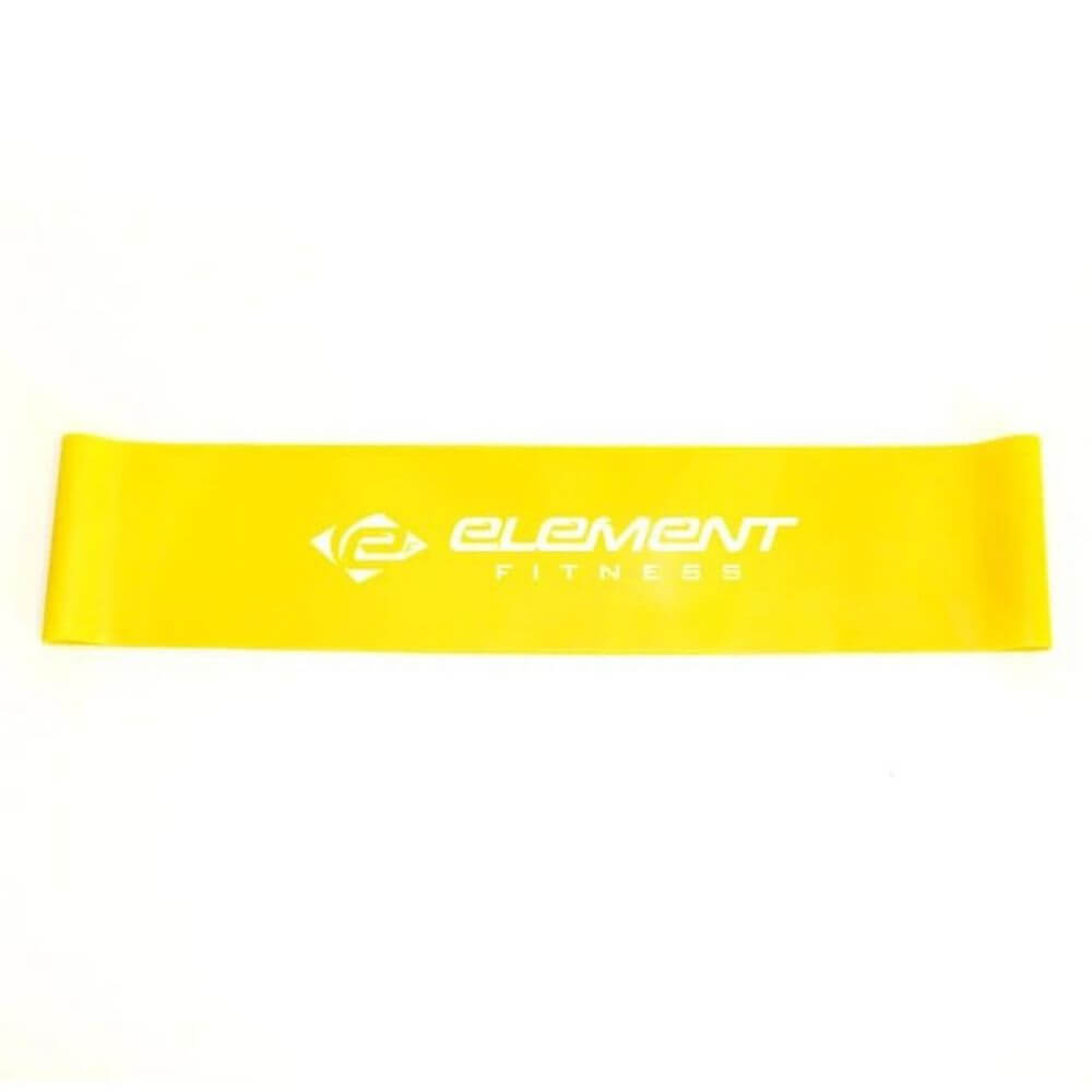 Element Fitness Resistance Mini-Bands Light - Yellow