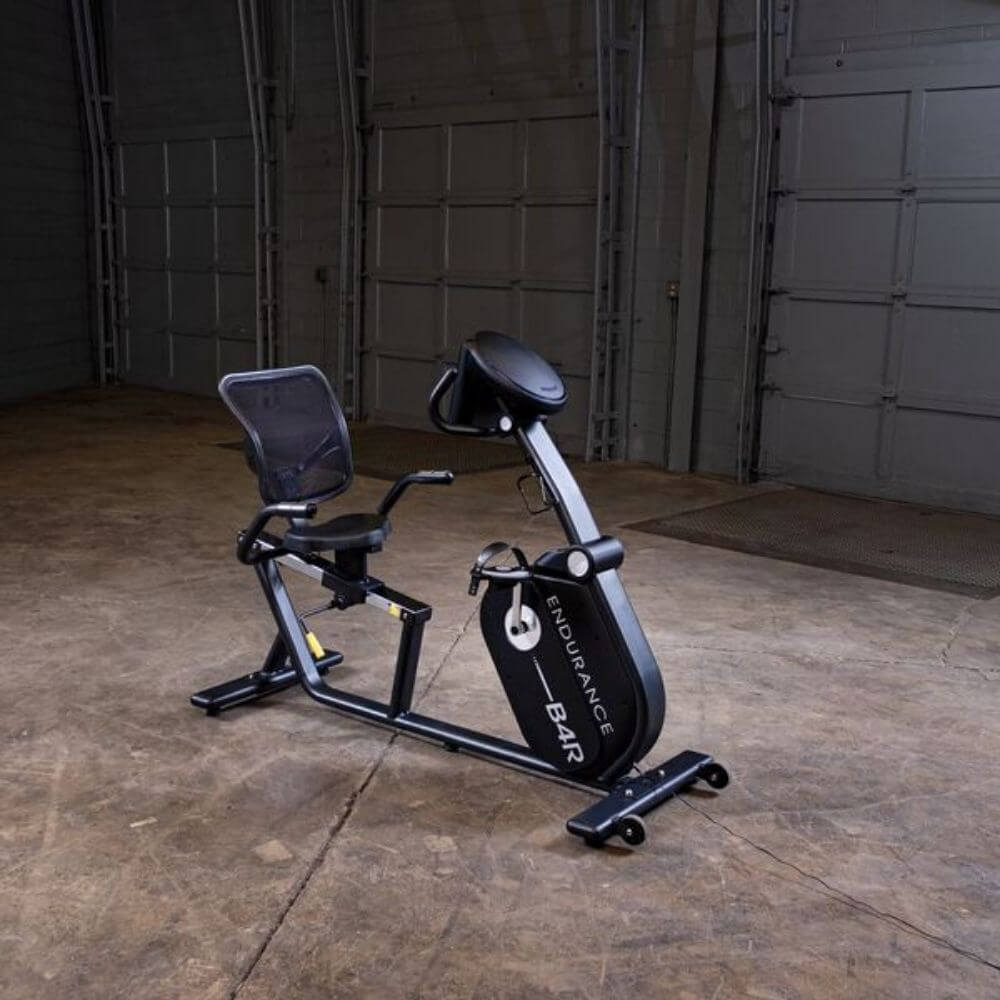Endurance by Body-Solid Recumbent Bike B4RB 3D View