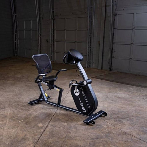 Image of Endurance by Body-Solid Recumbent Bike B4RB 3D View
