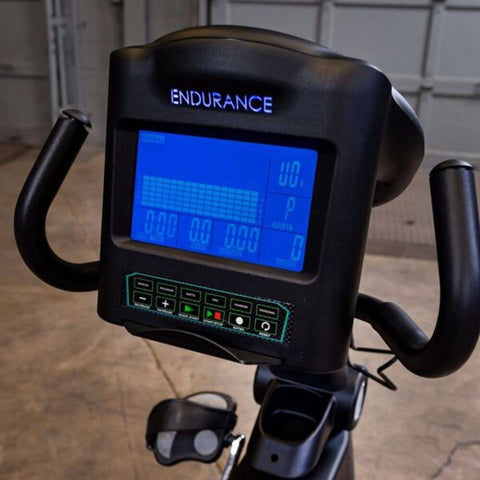 Image of Endurance by Body-Solid Recumbent Bike B4RB Console Display