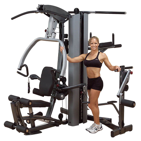 Body-Solid Fusion 500 Modular Single Stack Gym F500