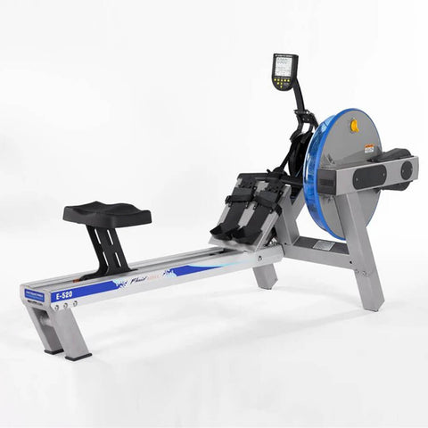First Degree Fitness E520 Fluid Rower 3D View