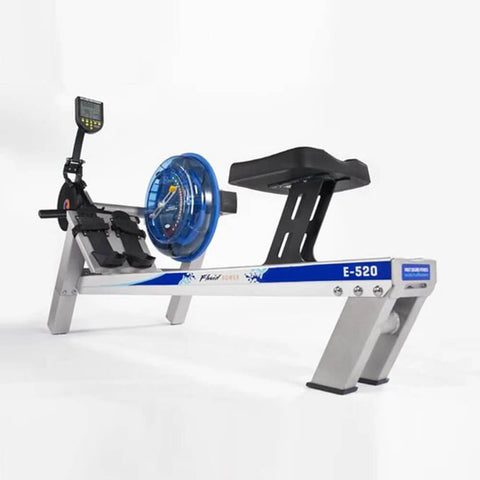 First Degree Fitness E520 Fluid Rower Front Side View