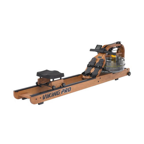 First Degree Fitness Viking Pro Indoor Rower Top Front Side View