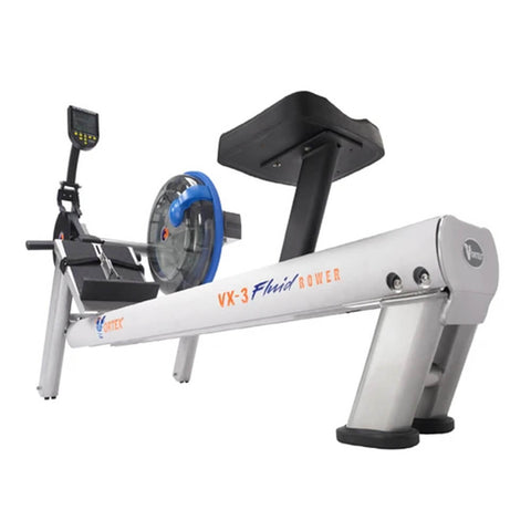 Image of First Degree Fitness Vortex VX3 FA Rower 3D View Reverse