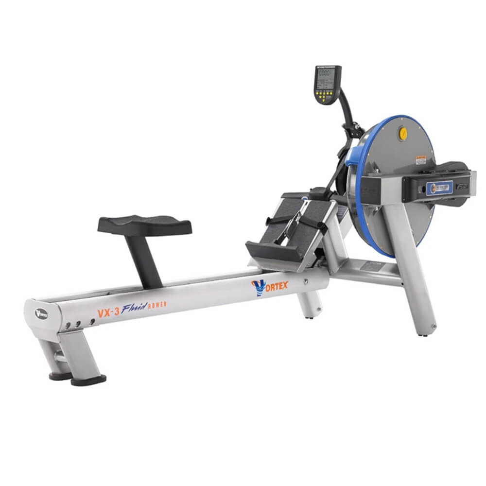 First Degree Fitness Vortex VX3 FA Rower 3D View