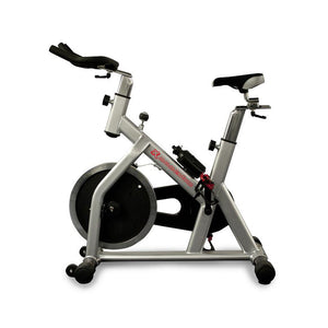 Fitnex X Series Momentum Spin Bike Side View