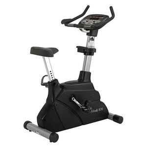 Fitnex B70 Upright Bike 3D View