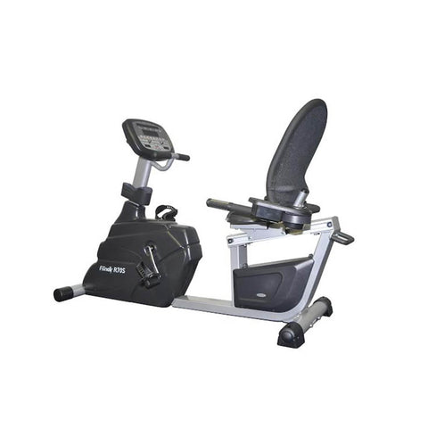 Fitnex R70S Recumbent Bike Side View