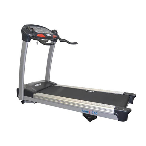 Fitnex T60 Treadmill 3D View