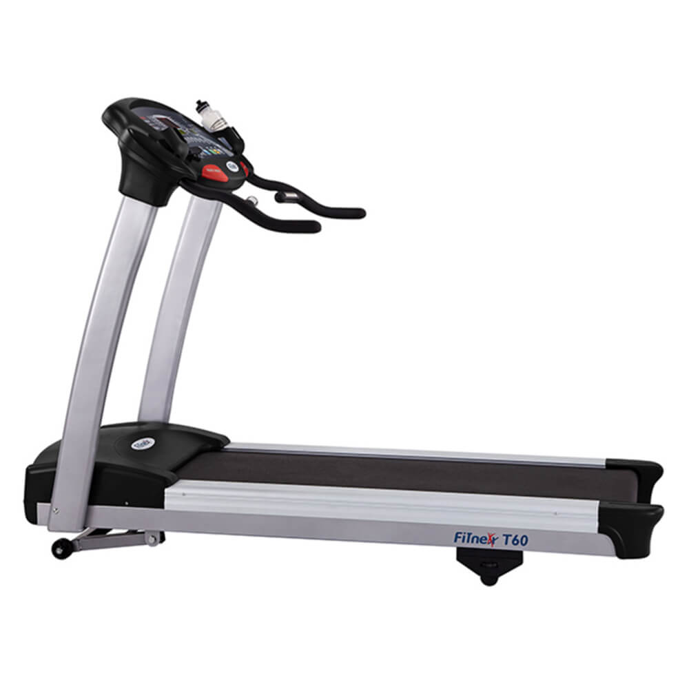 Fitnex T60 Treadmill Side View