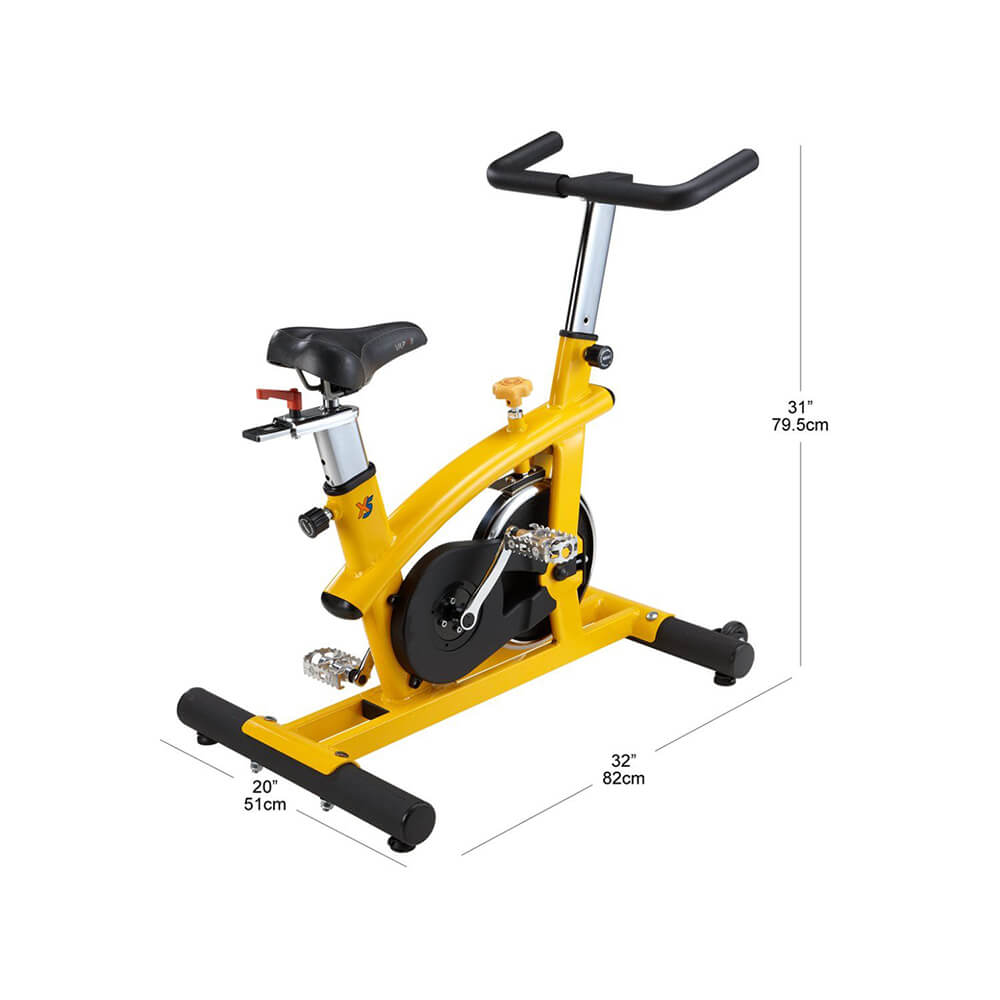 Fitnex X5 Kids Indoor Bike Dimension