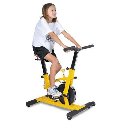 Fitnex X5 Kids Indoor Bike With Model