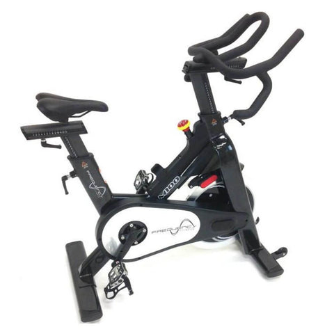 Image of Frequency Fitness M100 Magnetic Indoor Cycle F-3228 Side View