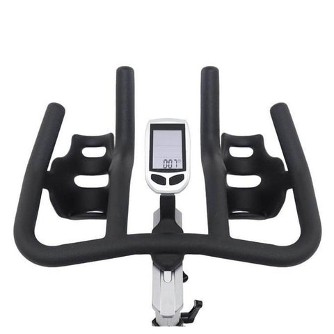 Image of Frequency Fitness Rear Flywheel RX125 Commercial Indoor Cycle F-5140 Monitor