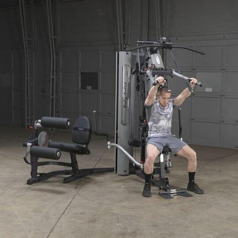 Image of Body-Solid Bi-Angular Multi-Stack Gym G10B