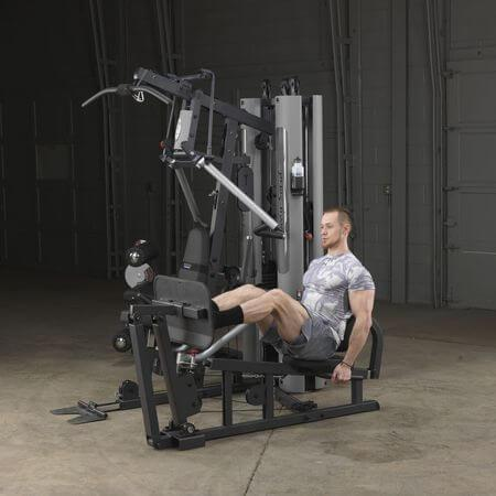 Body-Solid Bi-Angular Multi-Stack Gym G10B