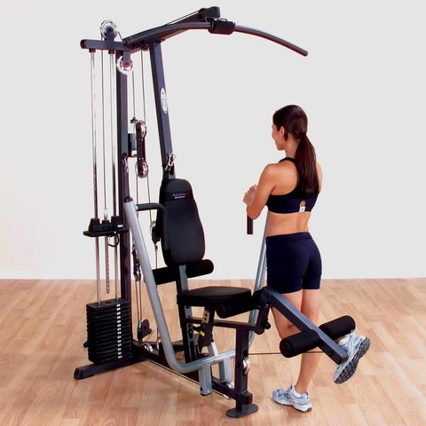 Body-Solid Single Stack Home Gym G1S