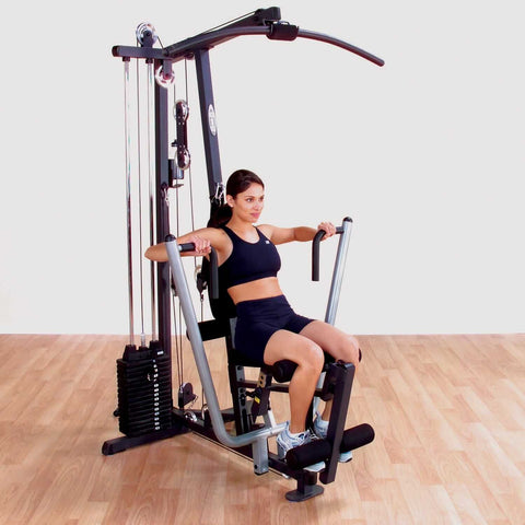 Image of Body-Solid Single Stack Home Gym G1S