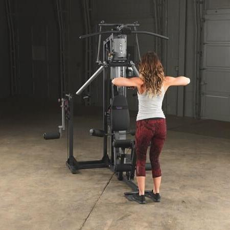 Image of Body-Solid Bi-Angular Single Stack Home Gym G2B