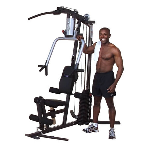 Image of Body-Solid G3S Selectorized Single Stack Home Gym