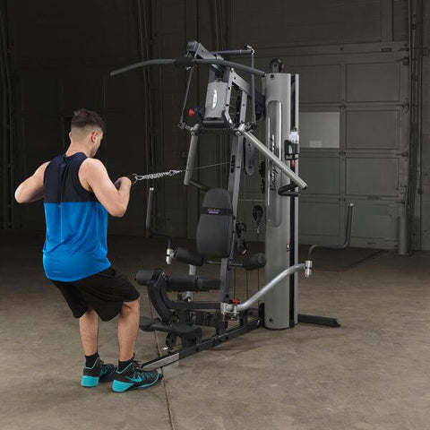 Image of Body-Solid Bi-Angular Single Stack Gym G6B [DISCONTINUED]