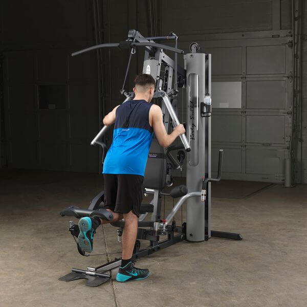 Body-Solid Bi-Angular Single Stack Gym G6B [DISCONTINUED]