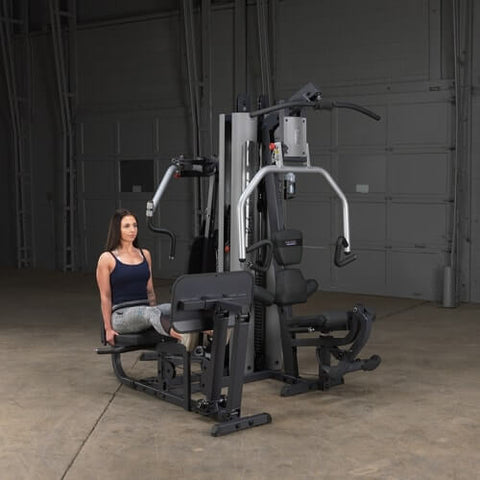 Image of Body-Solid G9S Premium Home Gym with Flooring Package