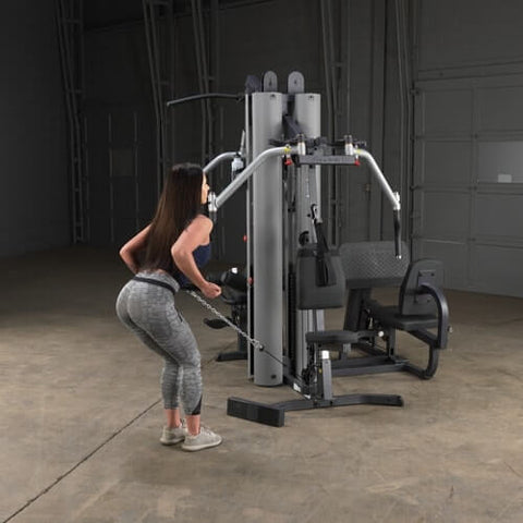 Body-Solid G9S Premium Home Gym with Flooring Package
