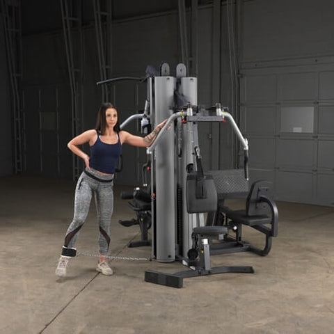 Body-Solid Multi-Stack Home Gym System G9S