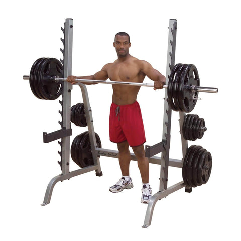 Body-Solid Multi Press Rack GPR370
