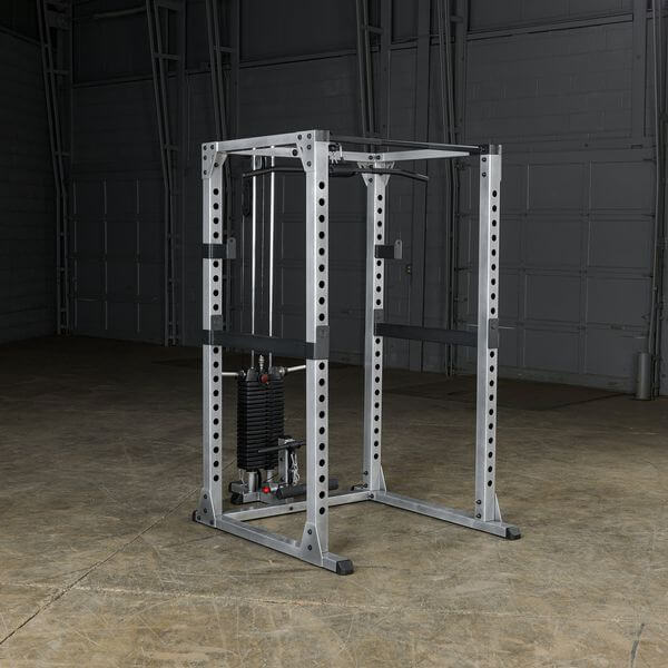Body-Solid Pro Power Rack Gym Package GPR378P4