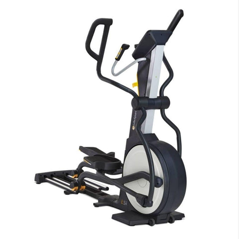 LifeSpan Fitness E5i Commercial Elliptical Trainer 3D View