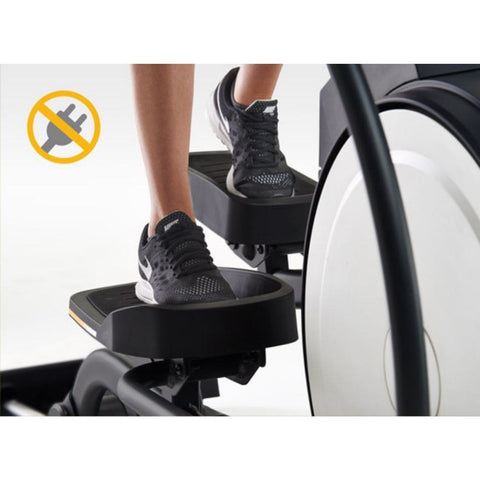 LifeSpan Fitness E5i Commercial Elliptical Trainer Self Generated Power